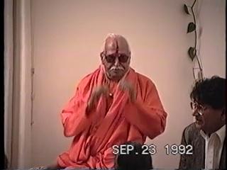 Chicago Navaratri Satsang - 23 Sep 1992