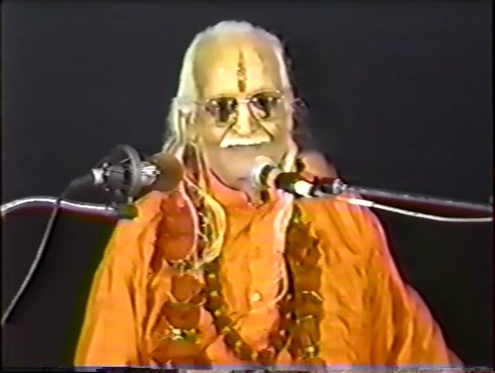 Maharaj Ji's Speech